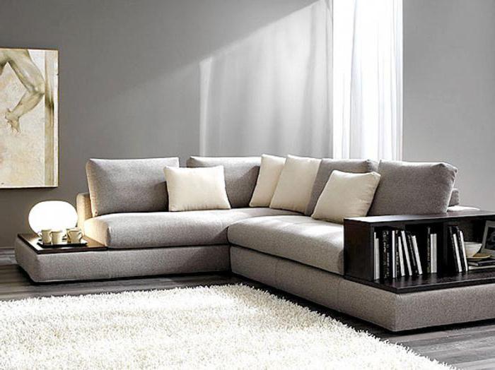 Угловой диван - стильный и функциональный элемент интерьера