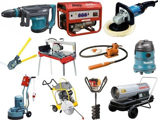 Прокат инструмента: основные преимущества