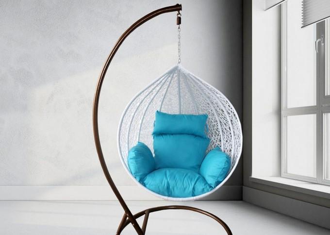 Главные особенности кресла подвесного