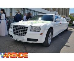 Прокат лимузина Chrysler 300C