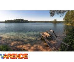 Аренда усадьбы Гостевые домики на Голубых озёрах