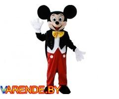 Прокат ростовой куклы Микки Маус