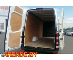 Прокат Mercedes-Benz Sprinter 316CDI XXL