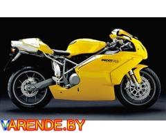 Аренда Ducati 749s