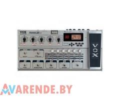 Аренда гитарного процессора VOX ToneLab LE.