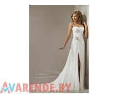 Прокат свадебного платья в греческом стиле МА 035