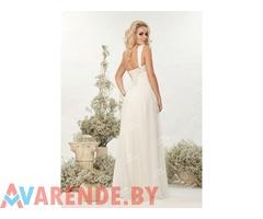 Свадебное платье в греческом стиле (ампир) c0050 в Минске