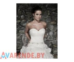 Прокат пышного свадебного платья МА019