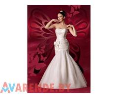 Свадебное платье силуэта Русалка bb139