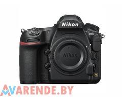 Прокат фотокамеры Nikon D850 body в Минске