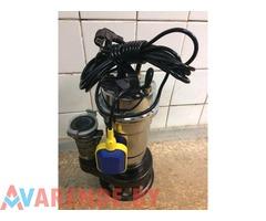 Прокат насосов для грязной воды. 220В/380В