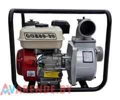 Мотопомпа для слабозагрязненной воды DAJO DJQGZ 80-30