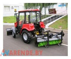 "Аренда трактора ""Беларус 320.4МУ"
