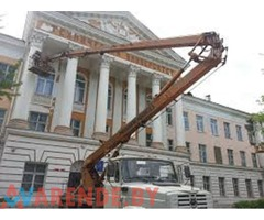 В аренду автовышка ЗИЛ ВС 2202, по Витебску