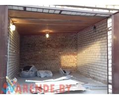 Снять гараж в Минске, ул. Нововиленская, д. 44