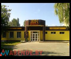 Аренда торговой точки в Мозыре на ул. Куйбышева В.В. д 55А