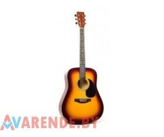 Прокат гитары акустической Adams W-4100 в Минске