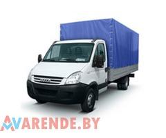 Аренда грузовой автомобиль ИВЕКО в Минске