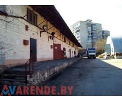 Аренда склада на ул. Богдана Хмельницкого, д. 77 в Гомеле