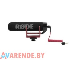 Аренда Микрофон-пушка Rode VideoMic GO в Минске