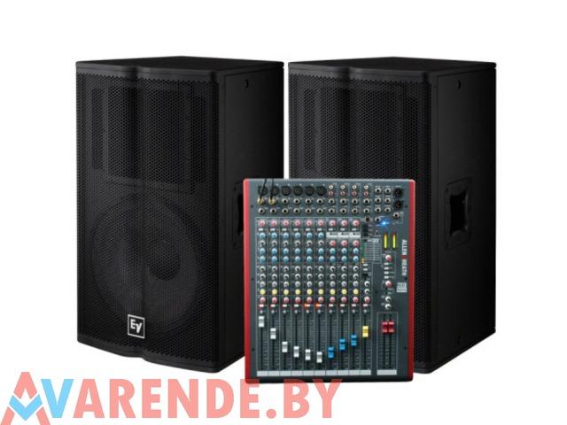 Прокат комплекта звукового оборудования Electro-Voice TX1152 (1,5 кВт) - 1/1
