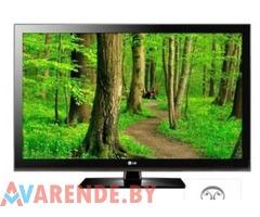 Прокат плазменного телевизора LG 42 в Минске