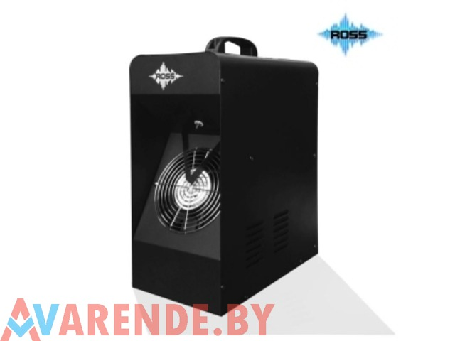 Аренда генератора дыма-тумана Ross FLEX HAZE 1500 DMX - 1/1
