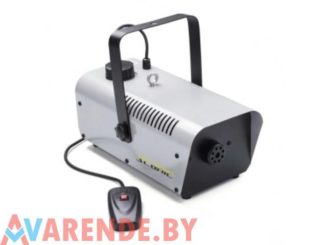 Прокат генератора дыма (дым машина) Scanic 800 в Минске - 1/1