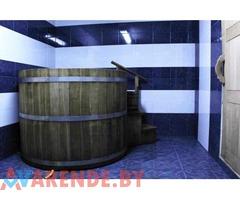 Снять коттедж с баней, центр города Гродно