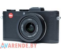 Прокат фотоаппарата Leica X2 в Минске