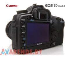 Аренда профессионального фотоаппарата Canon 5D Mark II в Минске