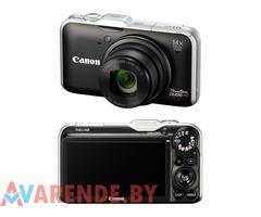 Прокат фотоаппарата Canon SX 230 HS в Минске