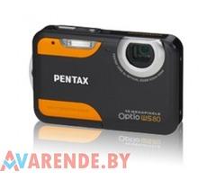 Подводный фотоаппарат Pentax WS80 напрокат в Минске