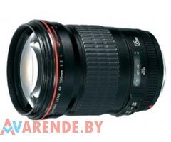 Прокат объектива Canon EF 135mm f/2.0L USM в Минске