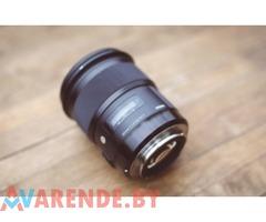 Прокат объектива Sigma 50mm F1.4 EX DG HSM Art в Минске