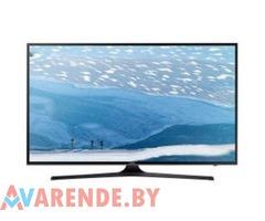 Прокат телевизора 4K 55 дюймов HDR Samsung UE55KU6000U в Минске