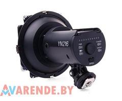 Световая панель Yongnuo YN 216 LED pro Air напрокат в Минске