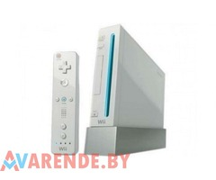 Прокат игровой приставки Nintendo Wii в Минске
