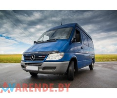 Прокат MERCEDES-BENZ SPRINTER 308 CDI
