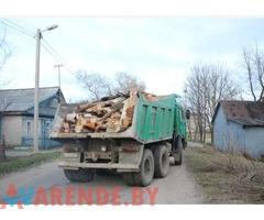 Вывоз строительного, бытового мусора в Витебске