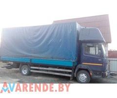 Грузоперевозки РБ тенты, изотермы, меб. фургоны до 20 тонн