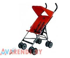 В аренду коляска-трость ABC Design Mini Red