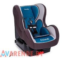 Автокресло 9-18 кг. Team-Tex ISOFIX Cosmo SP Luxe напрокат