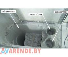 Восстановление вентиляционной шахты в Минске