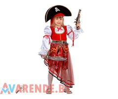 """Прокат костюма для девочки """"Пиратка/ разбойница"""""""