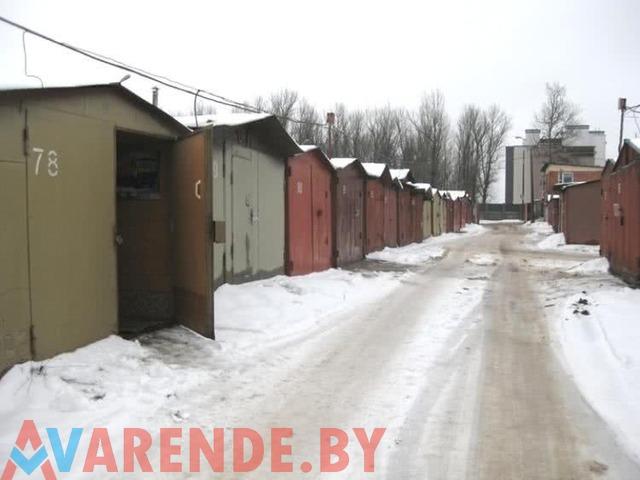 Снять в аренду гараж в Минске, ул Тиражная, д 43 - 1/2