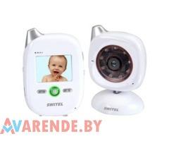 Прокат цифровой видеоняни Switel BCF 807 slim в Бресте