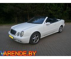 Аренда Mercedes CLK 230