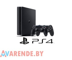 Прокат Playstation 4 в Бресте