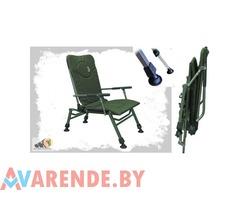 Прокат кресла карпового складного Elektrostatyk F7R